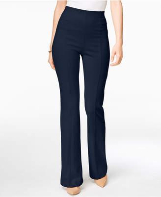 INC International Concepts Inc Pull-On Bootcut Pants