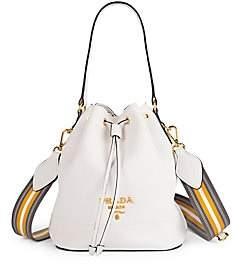 Prada Women's Daino Bucket Bag