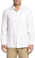 Tommy Bahama Men's Big & Tall Catalina Twill Classic Fit Silk Camp Shirt