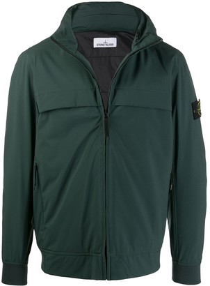 Stone Island zipped sports jacket