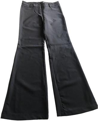 Romeo Gigli Black Trousers for Women