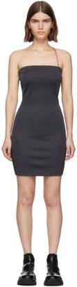 GAUGE81 Grey Stretch Miami Dress