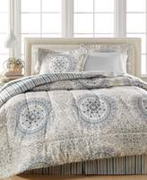 Sunham Aidan 8-Pc. Reversible Full Bedding Ensemble