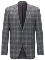 Hugo Boss T-Heel Slim Fit, Wool Sport Coat 38RGrey