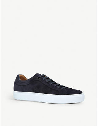 HUGO BOSS BOSS BY Mirage 10 suede trainers