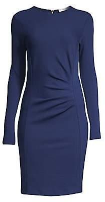 Max Mara Women's Colimbo Virgin Wool Ruched Dress