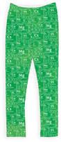 Urban Smalls Green Elements Leggings - Toddler & Girls