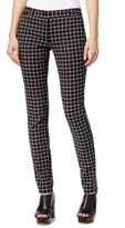 MICHAEL Michael Kors Miranda Printed Skinny Pants