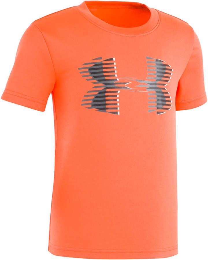 df1f9608f Under Armour Orange Boys  Tees - ShopStyle