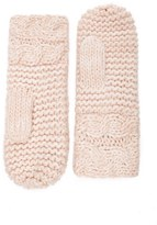 Forever 21 FOREVER 21+ Purl-Knit Mittens