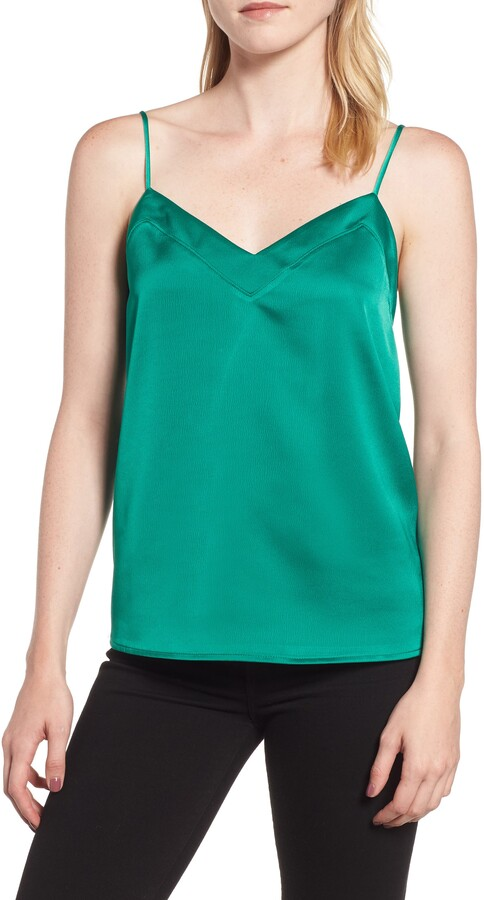Thumbnail for your product : Gibson Satin Camisole