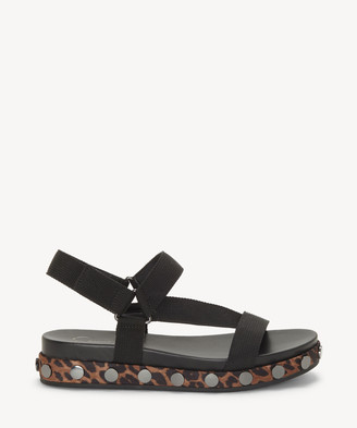 Jessica Simpson Women's Perie Flatform Sandals Black Size 5 Synthetic From Sole Society
