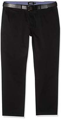 """Jacamo Men's Smart Belted Chino Move ON 29"""" Trousers,(Size:38)"""