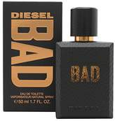 Diesel Bad Eau De Toilette, 1.7 Ounce