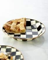 Mackenzie Childs MacKenzie-Childs Courtly Check Pie Plate