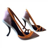 Christian Dior Pink Heels