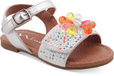 Nina Lindy Sandals, Toddler Girls (4.5-10.5) and Little Girls (11-3)