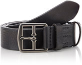 Felisi Men's Leather Belt-BLACK