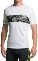 Dakine Bands Rash Guard - UPF 30+, Short Sleeve (For Men)