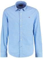 Napapijri Gambier Check Regular Fit Shirt Dark Blue/white