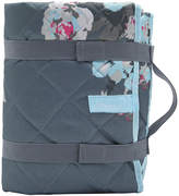 Joules Printed Picnic Rug with Carry Strap