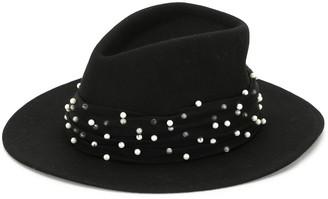 Eugenia Kim Blaine wool fedora hat