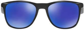Oakley Trillbe X mirrored sunglasses
