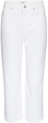 Hudson Jeans Remi High-Rise Cropped Jeans