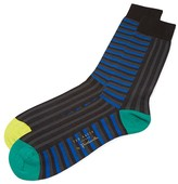 Ted Baker Vertach Multiple Striped Socks