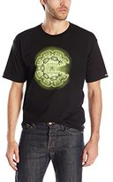 Crooks & Castles Men's Knit Crew T-Shirt - Mirrors
