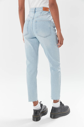 BDG Premium High-Waisted Skinny Jean Light Wash