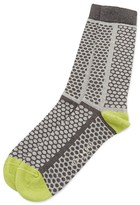 Ted Baker Mixed Scale Spot Socks