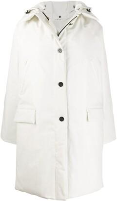 Kassl Editions Mid-Length Parka Coat