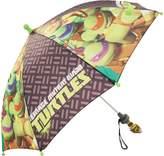 Nickelodeon Little Boy's Teenage Mutant Ninja Turtles Character Printed Umbrella Accessory