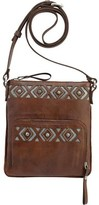 American West Women's Moon Dancer Crossbody Bag/Wallet