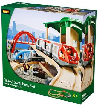 Brio World Travel Switching Train Set