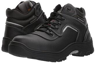 Skechers Burgin - Sosder (Black) Men's Industrial Shoes
