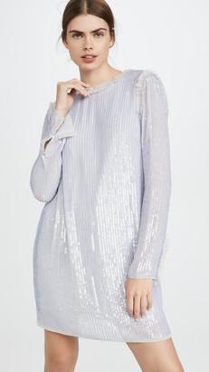 Needle & Thread Shimmer Mini Dress