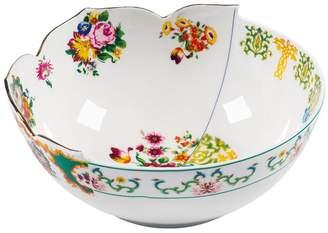 Seletti Hybrid Zaira Bone China Salad Bowl