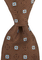 Hart Schaffner Marx Floating Pedal Traditional Silk Tie