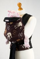 Palm and Pond Mei Tai Baby Sling Carrier - Hand Print Pattern