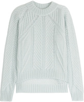 Vionnet Pullover with Mohair and Wool