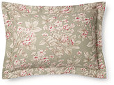 Ralph Lauren Amagansett Collection Layla Vintage Floral Sham