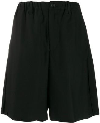 Yohji Yamamoto Wide Leg Shorts