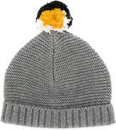 Stella McCartney knitted beanie - kids - Cotton/Wool - 42 cm
