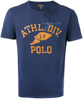 Polo Ralph Lauren printed short sleeve T-shirt - men - Cotton - S