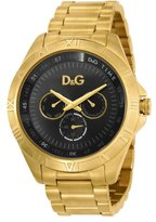 Dolce & Gabbana Men's DW0653 Chamonix Analog Watch