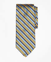 Brooks Brothers Sidewheeler Stripe Tie