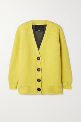 Meryll Rogge Wool Cardigan - Yellow