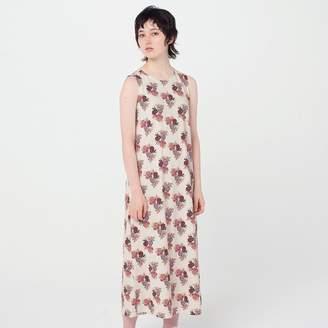 Uniqlo WOMEN The Tale Of Genji Sleeveless Dress